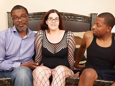 Busty mom PAWG has Holes Filled By BIG Treacherous COCKS - interracial