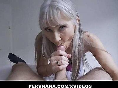 Perv Granny Leilani Lei Gives A Staggering Reward